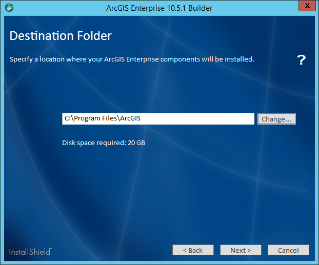 Install ArcGIS Enterprise Builder—Installation Guides (10 5
