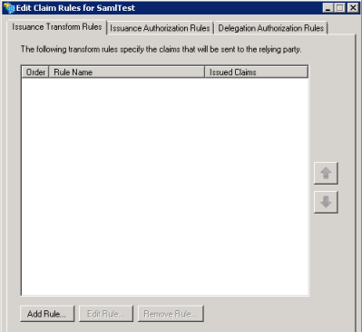 Configure Active Directory Federation Services—Portal for