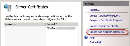 Enable HTTPS on your web server—ArcGIS Web Adaptor (IIS