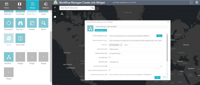 Desarrollar con ArcGIS Workflow Manager for Server